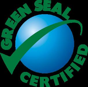 Green Seal Certified | Logo