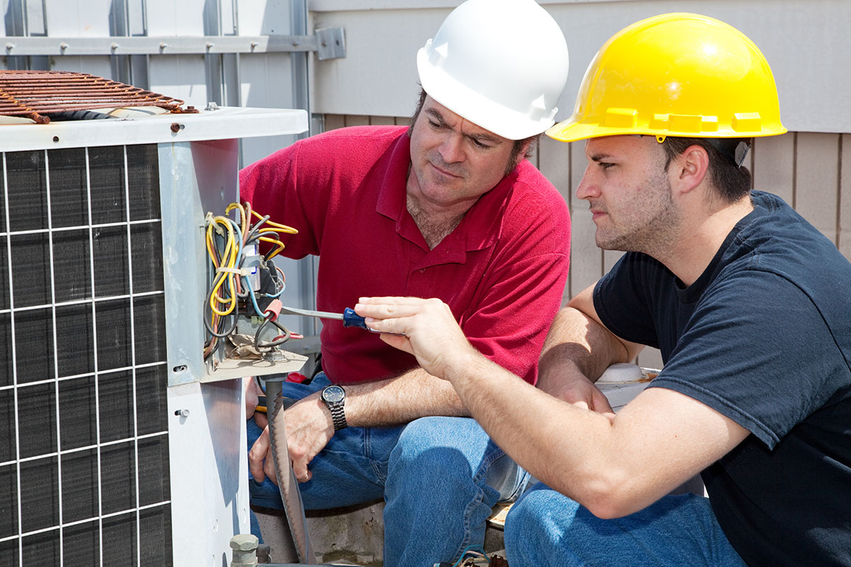 Professionally Trained Electricians | IMS