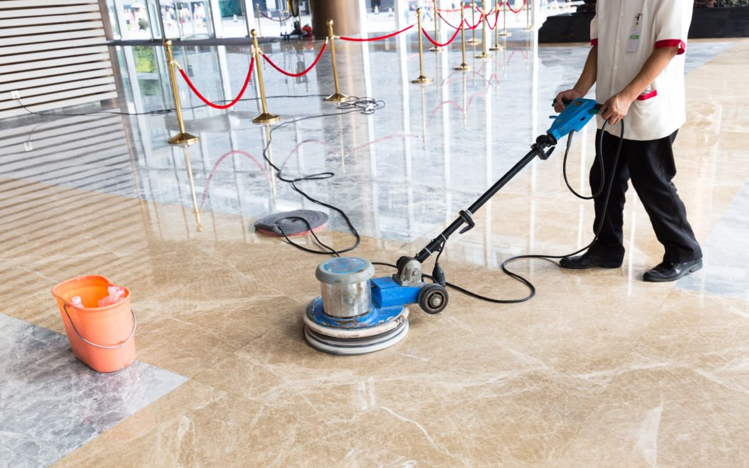 How Businesses Benefit from Commercial Cleaning Services