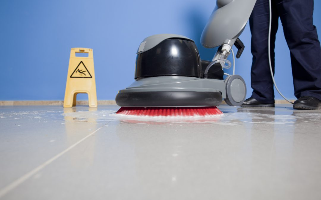 Get a Healthy Environment with Commercial Cleaning Services